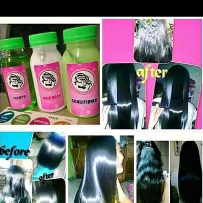Jual Shampo pelurus rambut - TYOLA SHOP  4d4f166e2a