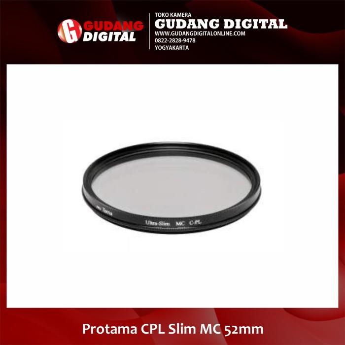 harga Filter kamera merek protama cpl slim mc 52mm Tokopedia.com