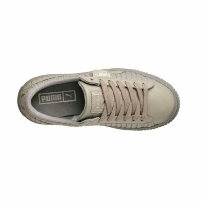Jual Sepatu Puma Basket Platform EP Wns Rock Ridge Original 100 ... 410ea122d