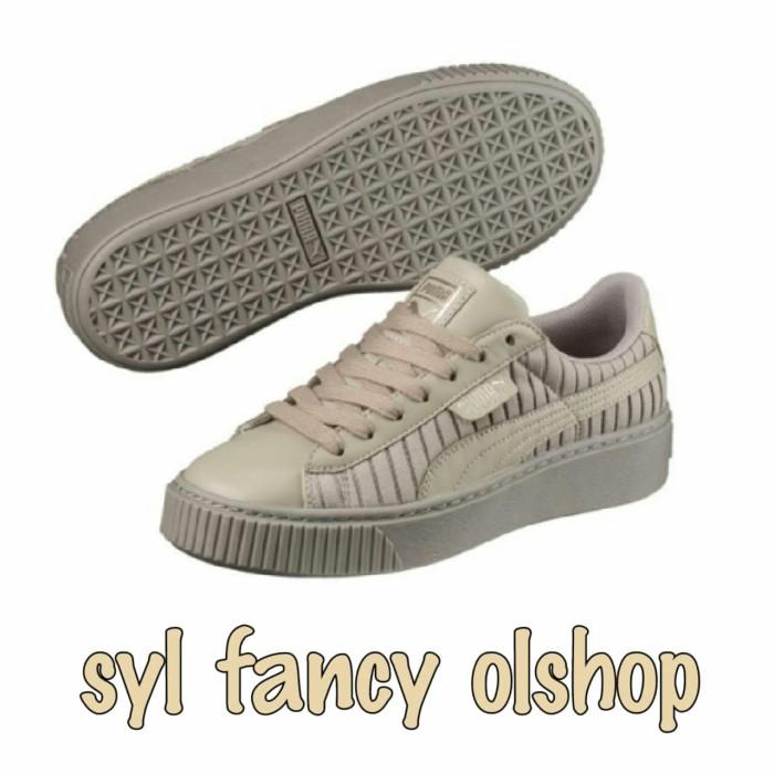 san francisco 5d00f 101e5 Jual Sepatu Puma Basket Platform EP Wns Rock Ridge Original 100% BNIB - DKI  Jakarta - syl fancy olshop | Tokopedia
