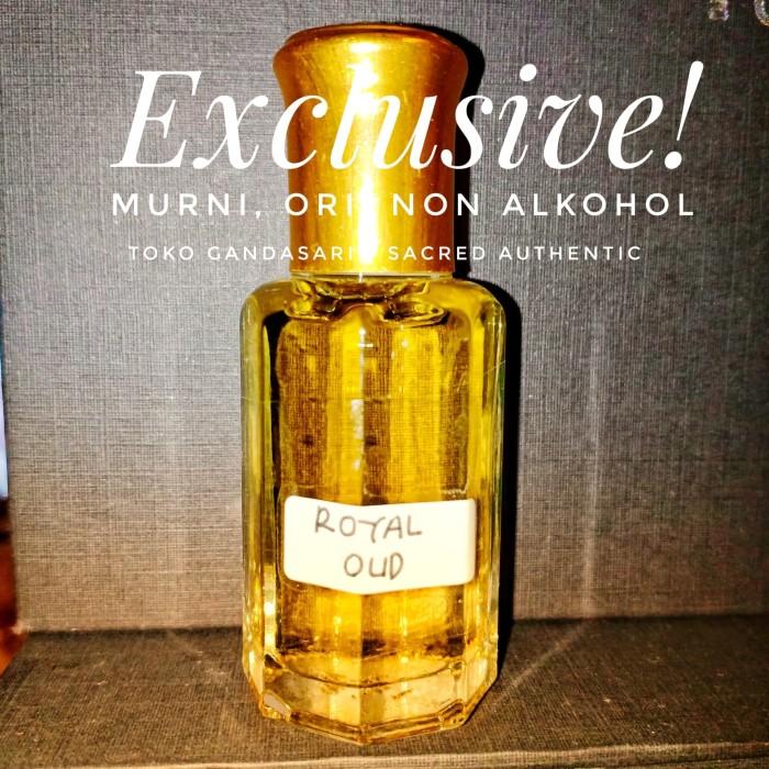 harga Bibit parfum royal oud arab timur tengah minyak wangi murni non Tokopedia.com