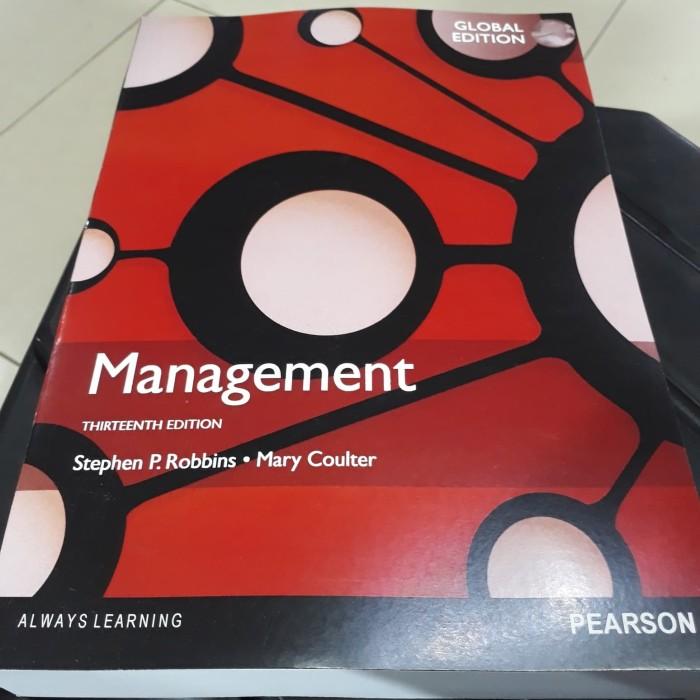 harga Buku management stephen robbins mary coulter thirteenth edition Tokopedia.com