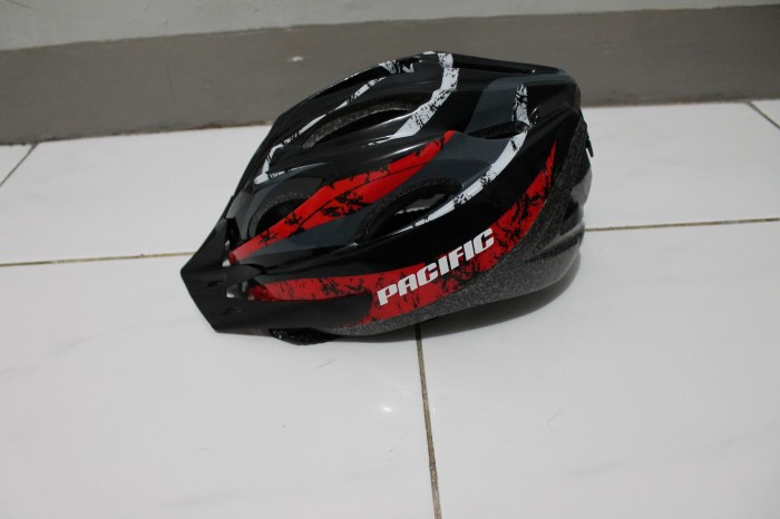 Pacific Helm Sepeda Sp807 Merah - Daftar Harga Terupdate Indonesia e3844a95d2