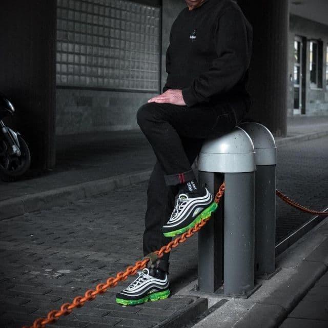 5a04ff3761 Jual Nike Air Vapormax 97 Neon - DKI Jakarta - lumineuse | Tokopedia