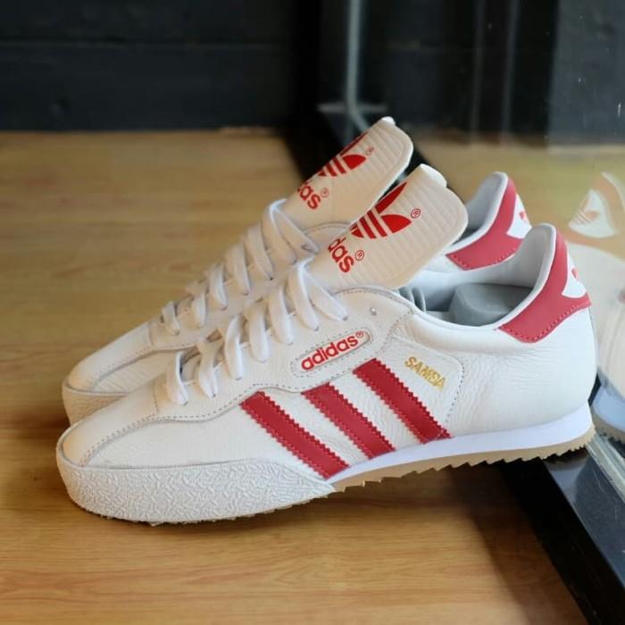 antecedentes después del colegio Habitual  adidas samba white and red,Free Shipping,OFF72%,ID=5