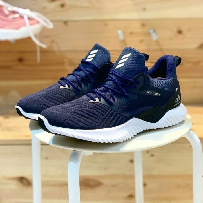 alphabounce beyond navy Buy adidas