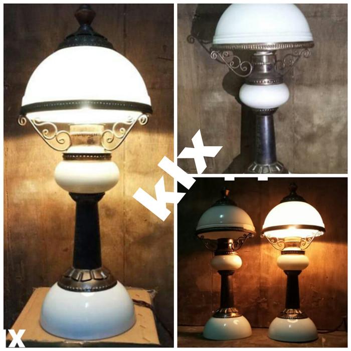 Jual Lampu Antik Lampu Meja Antik Lampu Hias Bahan Kuningan Kota Yogyakarta Kelix Oyell Tokopedia