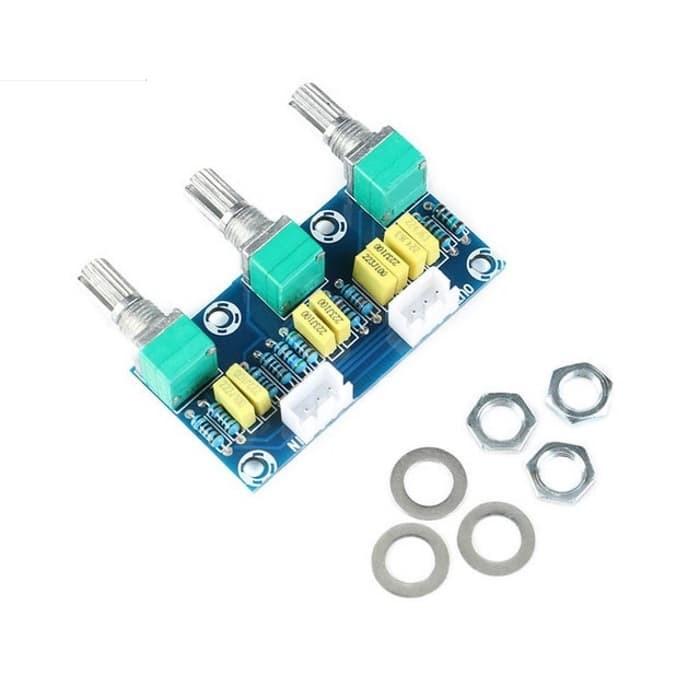 harga Passive tone board amplifier preamp power module low high sound adjust Tokopedia.com