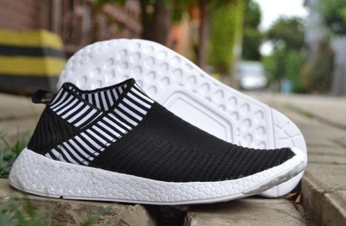 2a1ec3a8a1d7f Jual Sepatu Anak Rajut - Sepatu Adidas NMD CS2 Anak Kids Sekolah TK ...