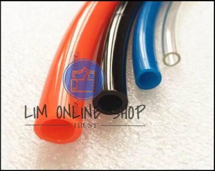 Nama Warna Cat Rumah Minimalis  jual selang angin polyuratehane ukuran od 12 mm x id 8 mm warna biru hitam jakarta barat nuri parabot tokopedia