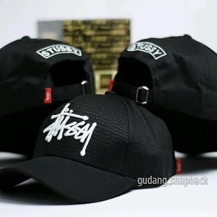 24d067121a9d8 Jual topi original import   stussy cap original import   hat - Kab ...