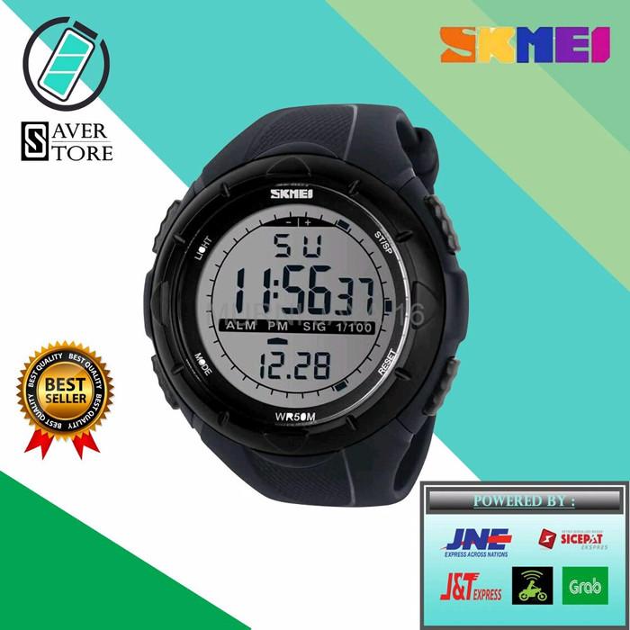 Jual TERLARIS jam tangan pria digital anti air original skmei murah ... ee7bf97780