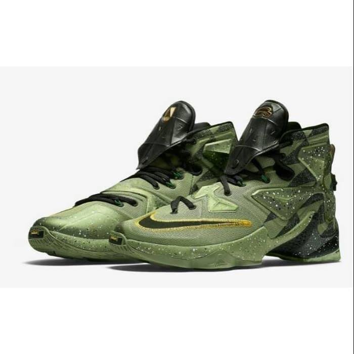 Nike lebron james xiii ep   sepatu basket   sepatu olahraga ed01a15eff