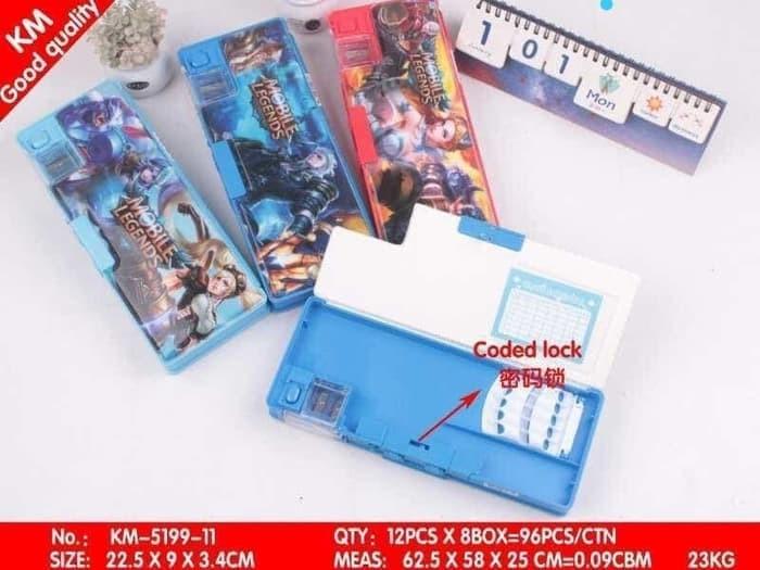 5800 Koleksi Gambar Mobile Legend Pensil Gratis