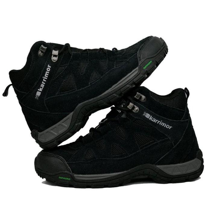 Jual Sepatu Karrimor Panjang Hitam Size 40-46 - Gold Quality  795fa887b3