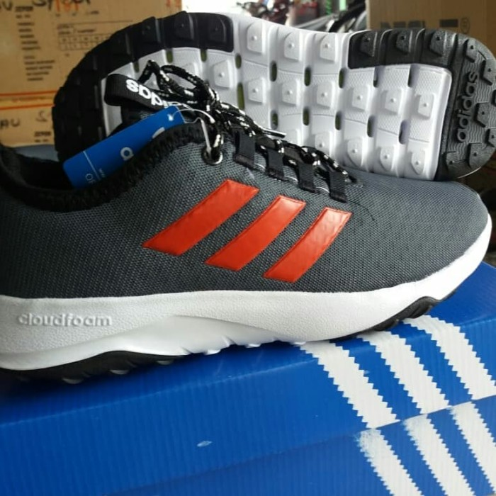 Jual Sepatu Adidas Casual Pria Sneakers Adidas Cloudfoam Terbaru adb1d71d1f