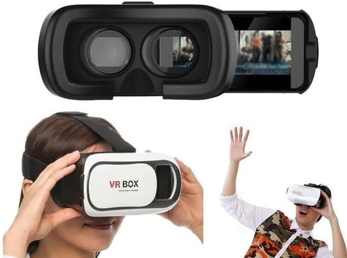 Katalog 3d Virtual Reality Glasses DaftarHarga.Pw