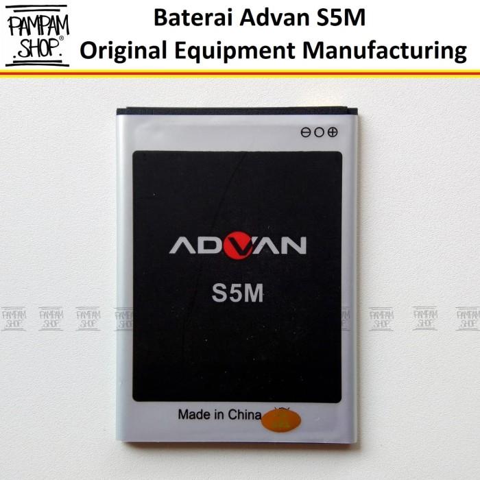 harga Baterai handphone advan s5m double power | batrai batre original hp Tokopedia.com