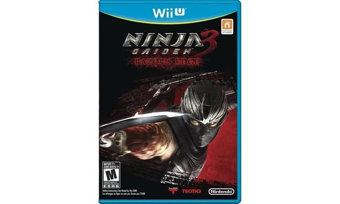 Jual Wii U Ninja Gaiden 3 Razor S Edge Jakarta Barat Horlickgame Tokopedia