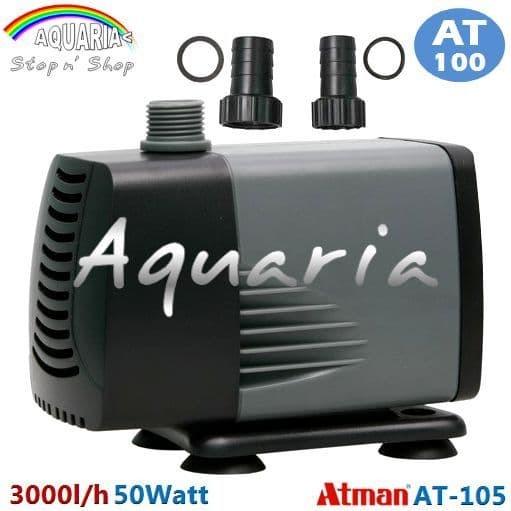 harga Atman water pump at-105 pompa celup aquarium & kolam Tokopedia.com