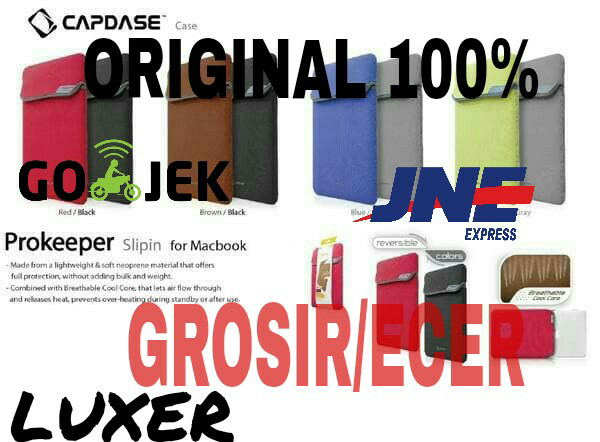 harga Tas capdase 15 slipin prokeeper case softcase macbook pro laptop acer Tokopedia.com