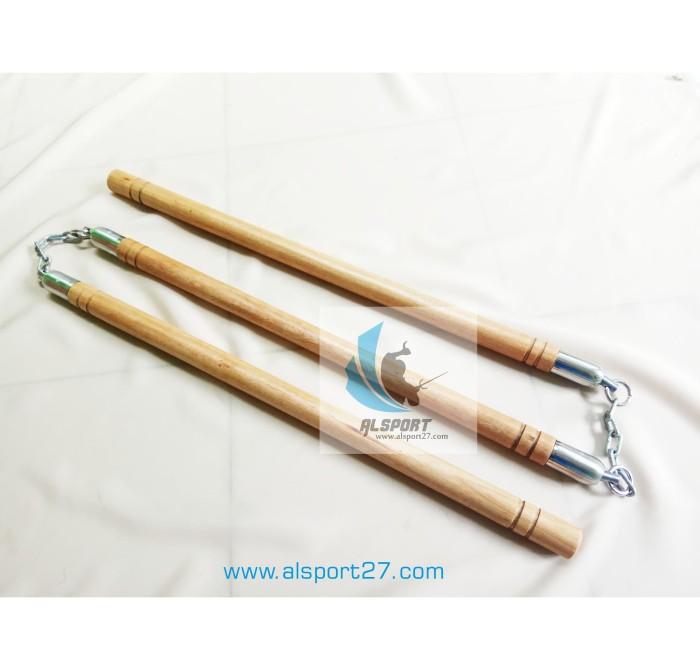 harga Triple  stick kayu Tokopedia.com