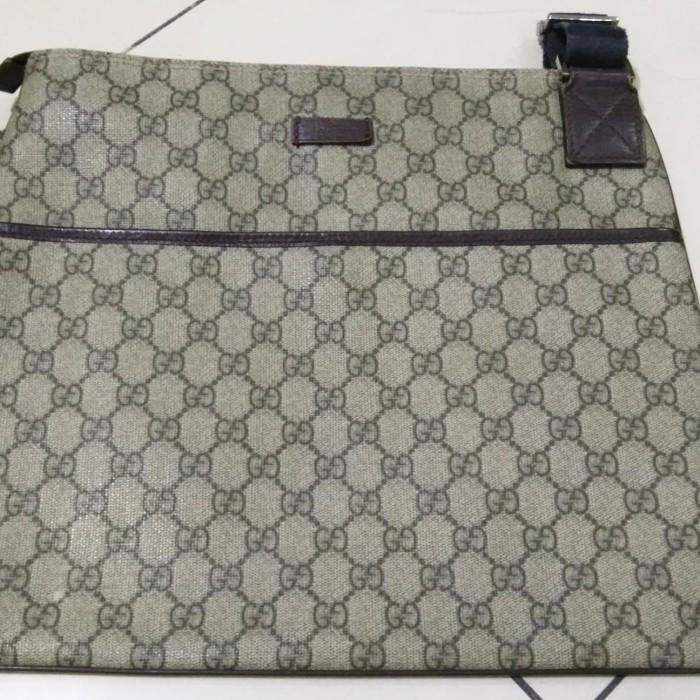aac4ff2f08a0 Jual tas Gucci sling bag unisex original - ardi69gain | Tokopedia