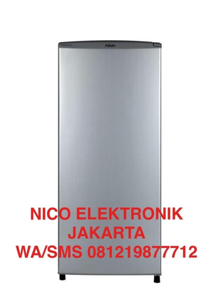 Free* ongkir freezer aqua AQF-S4 upright freezer ASI