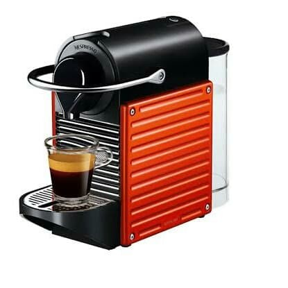 Jual Mesin Kopi Nespresso Pixie Coffee Machine-Red ...