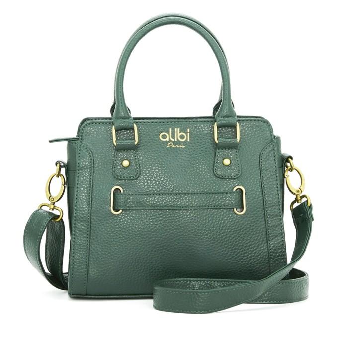 NEW ARRIVAL! Alibi Paris Tas Selempang Wanita Lulu Green Bag-T4994G2