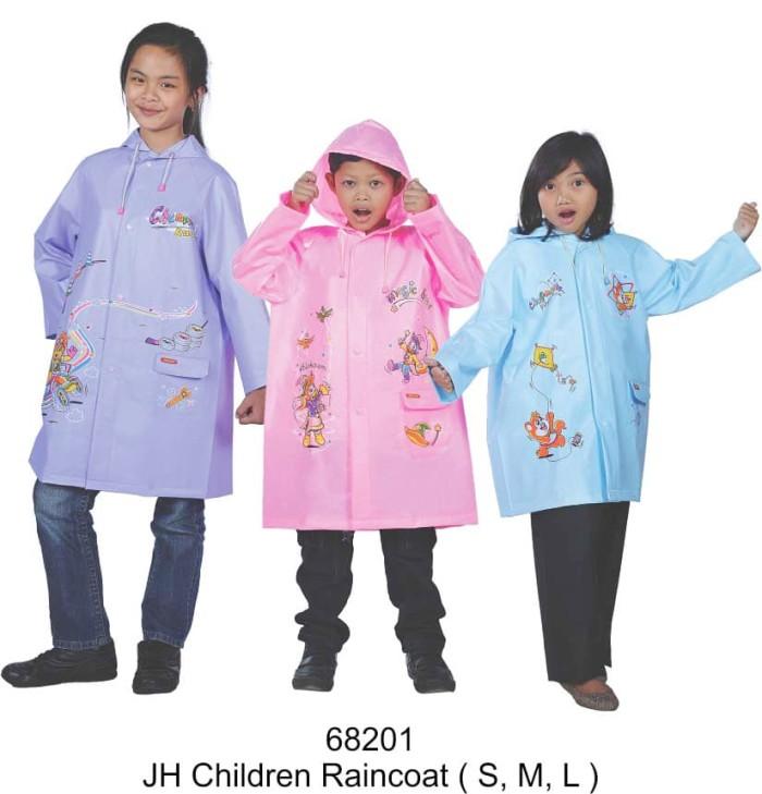 harga Jas hujan anak-anak medium 68201 tiger head Tokopedia.com