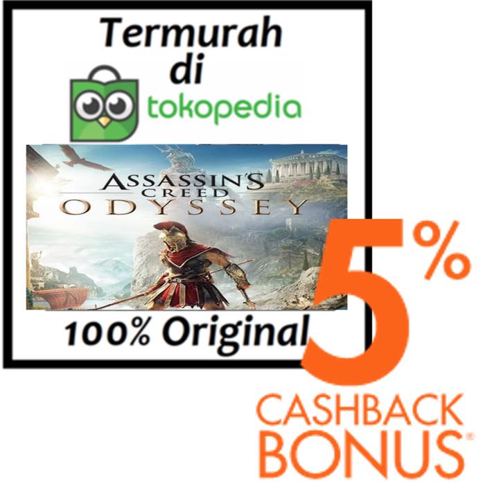 Jual Assassins Creed Odyssey Original PC (UPLAY) - DOWNLOAD - Kota Bekasi -  Steam Key | Tokopedia