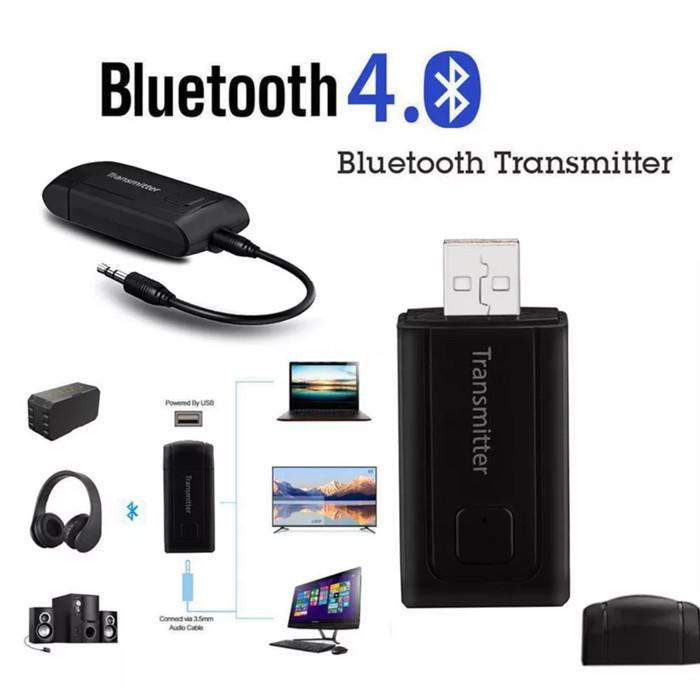 harga Usb stereo bluetooth transmiter pemancar bluetooth untuk tv & laptop Tokopedia.com