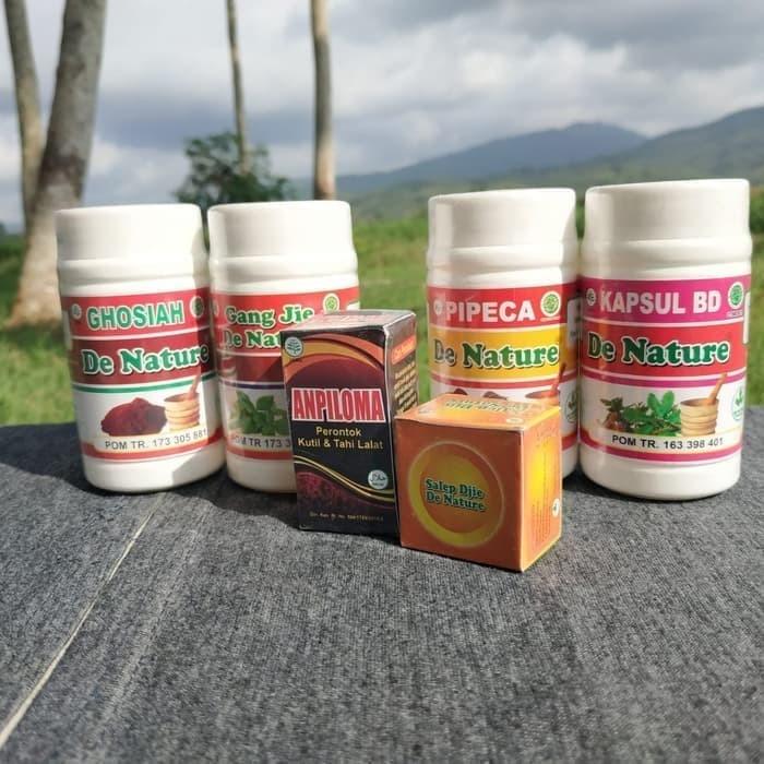Foto Produk Obat Kutil di Anus / Dubur & Kutil di Sekitar Kelamin De Nature dari Toko De Nature Ampuh