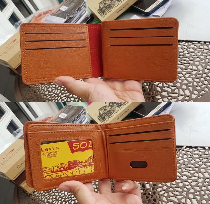 Foto Produk Dompet Pria Leviss Short Wallet Leather Murah Berkualitas dari Pink Polka