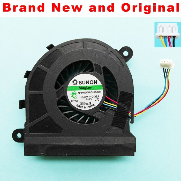 New fit Clevo P151SM P151SM-A CPU Cooling Fan