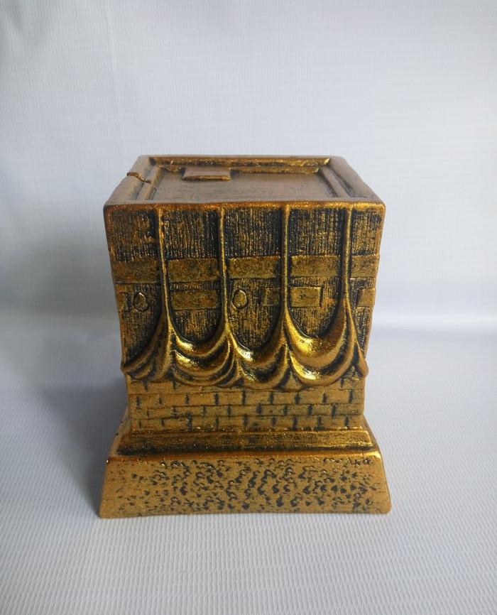 harga Miniatur ka'bah - bahan fiberglass - pajangan - dekorasi rumah Tokopedia.com