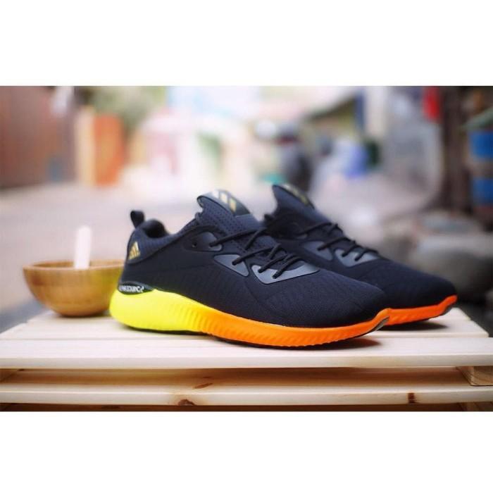 Sepatu Alphabounce Hitam Kuning Orange - Theme Park Pro 4k Wallpapers dd765a18b0