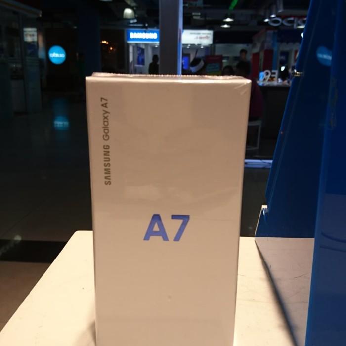 Harga Samsung A7 2018 Terlaris Se Surabaya Free Pulsa 150 Rb Till 6