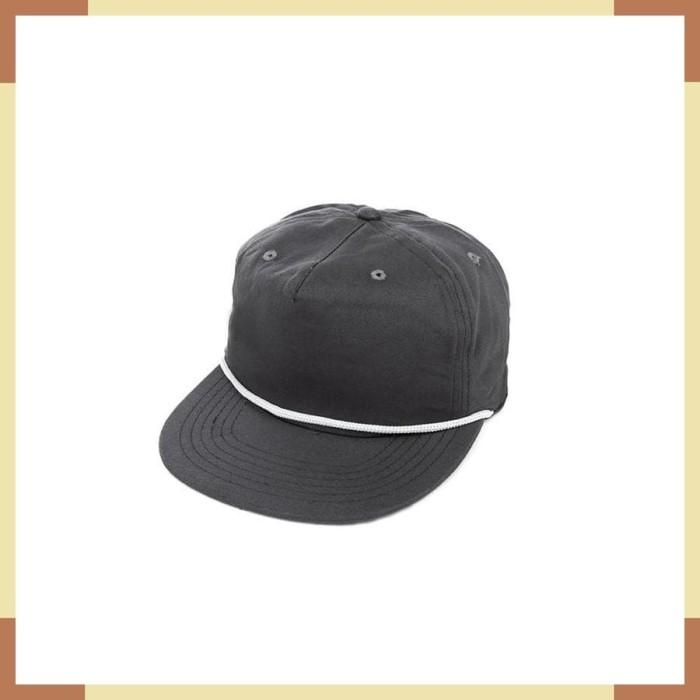 f6a425cdf10 Elfs Shop Topi Snapback Tali Sailor Biru Dongker - Harga Baru Produk ...