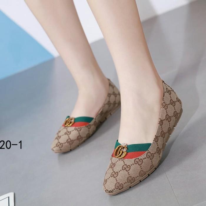 Sepatu Wanita Gucci - Daftar Harga Terupdate Indonesia 4160cb5a24