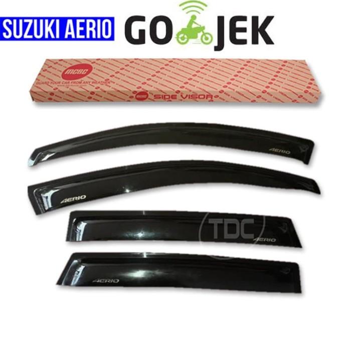 Suzuki Aerio Talang Air MCBC Solid Black aneka onderdil