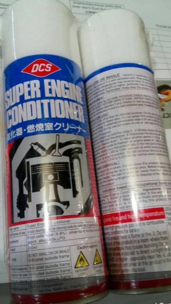 TERBARU DCS pembersih ruang bakar engine conditioner gift for you