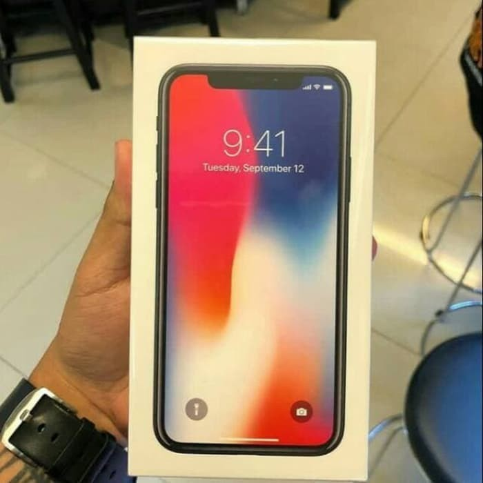 c1410204f292 Jual barang asli original ( READY ) IPHONE X 64 256 GB new! Garansi ...