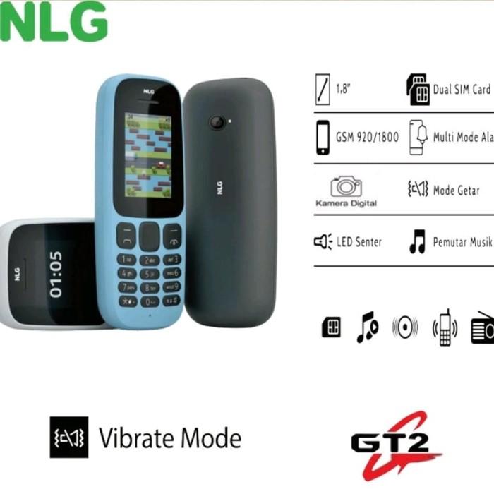 Foto Produk HP NLG GT2 - LCD 1,8 INCH dari Prime Mobile