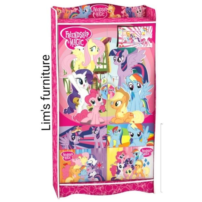 52+ Gambar Desain Lemari Anak Little Pony Paling Bagus