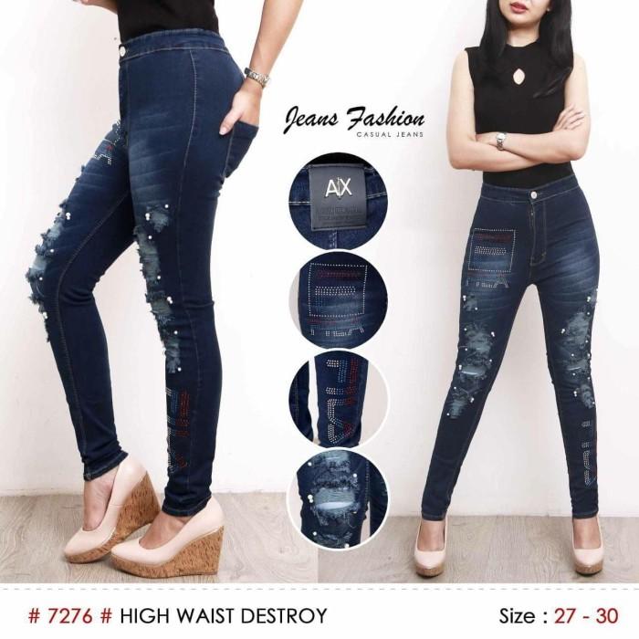 Jual Celana Jeans Wanita Kekinian Kota Depok Yunita Grosir Tokopedia