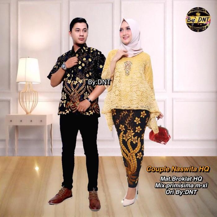 Model Batik Sarimbit Brokat Model Batik 2019