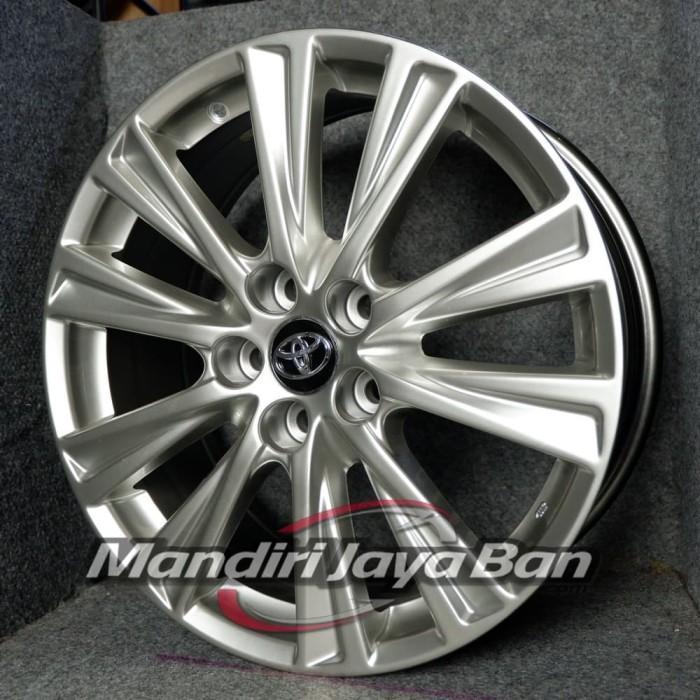 harga Velg OEM Rep Camry Ring 18 x 7.5 pcd 5x114.3 R18 Toyota Innova Rush Tokopedia.com