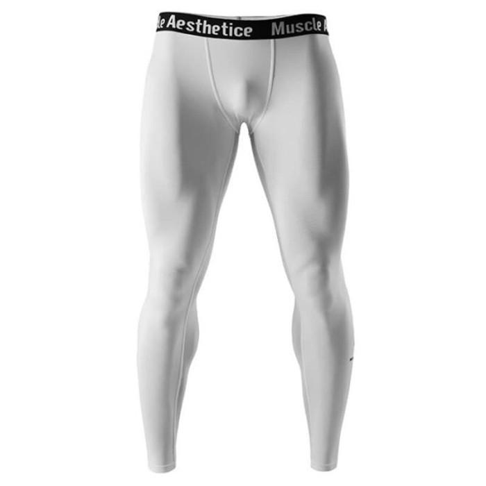 Jual Celana Pria Impor Baru Kompresi Cepat Kering Kurus Legging Gym Kebug Putih Polos M Kab Tabalong Wellnes Shop Tokopedia